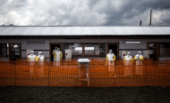 Ebola Cases in DR Congo Tops  a Thousand