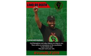 Twitter Suspends Black First, Land First Leader Mngxitama