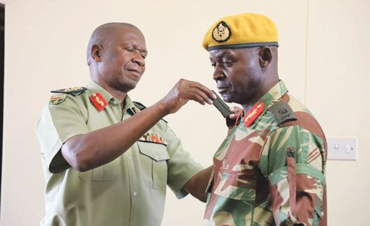 Zimbabwe: Army, Air Force Officers Promoted - allAfrica com