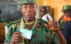 Législatives au Togo - Les militaires ont voté par anticipation