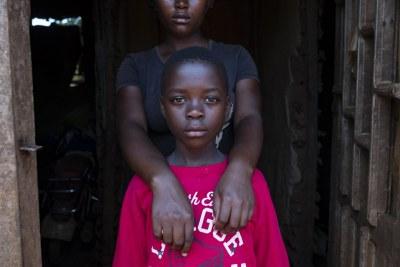 Des enfants à Kinshassa