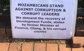 Mozambique Debt Scandal - Former President Guebeza's Son Arrested