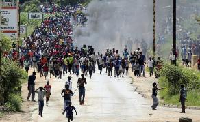 U.S. Accused of Trying to Destabilise Zimbabwe