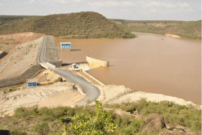 Gidabo irrigation Project.