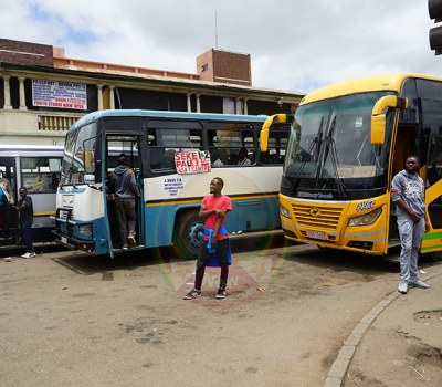 That's the Ticket! Zimbabwe's Bus Service is Back in Business