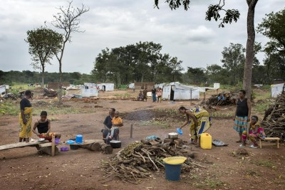 Adagom refugee settlement, run by UNHCR, was established in August 2018 to host some of the Cameroonian refugees living in local communities around Cross River. In early December 2018, it was hosting more than 6,400 refugees.