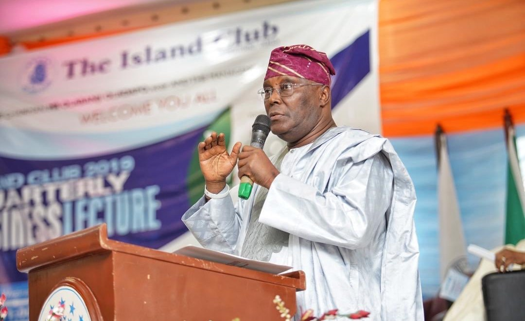 "Nigeria's Atiku Cries Foul at ""Tarnishing"" of His Image"