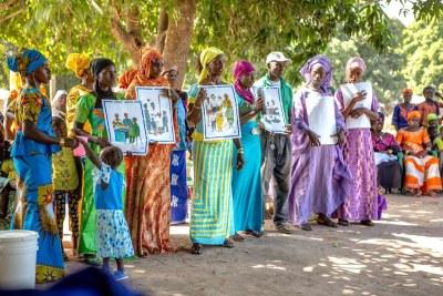 #MutilationsGénitalesFéminines (MGF), car si l'on n'accélère pas les efforts dans la lutte contre cette violation des droits humains, 68 millions de filles seront excisées d'ici à 2030.