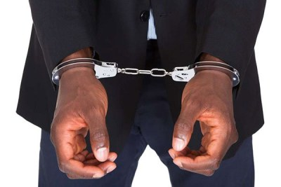 Journalists said to have been investigating the theft and sale of government drugs have been arrested in Uganda.