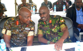 Army Boss Claims External Forces Plot to Topple Uganda's Museveni