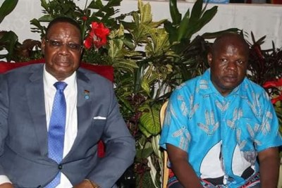 Chimulirenji to Speak Out On Appointment As Mutharika's Running Mate