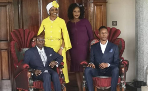With a Smaller Cake, Grace And Family, Mugabe Turns 95 - VIDEO