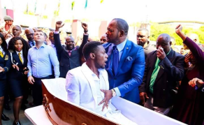 South Africa's 'Resurrection' Pastor Lukau to be Investigated