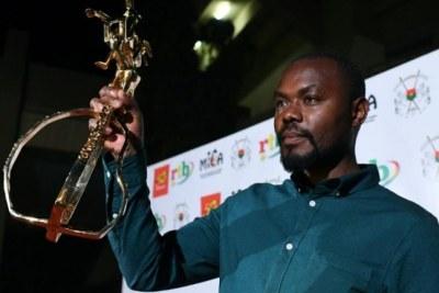 le sacre de Joël Karekezi qui a enfourché l'Etalon d'or de Yennenga en direction de Kigali.