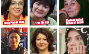 27 femmes journalistes emprisonnées dans des conditions très dures