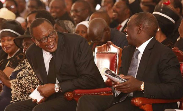 Is Kenya's Ruling Party Still Intact as DP Ruto Claims?