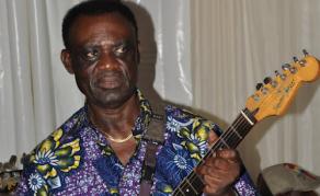 L'artiste congolais Simaro Lutumba est mort