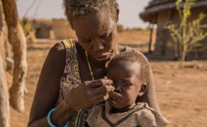 Plus de 100 millions de personnes dans le monde souffrent de faim aigüe