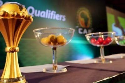 AFCON draws