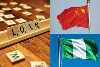 Stop taking loans from China, IMF cautions Nigeria.