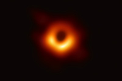 The Event Horizon Telescope (EHT) – a planet-scale array of eight ground-based radio telescopes forged through international collaboration – was designed to capture images of a black hole. Today, in coordinated press conferences across the globe, EHT researchers revealed that they have succeeded, unveiling this first direct visual evidence of a supermassive black hole and its shadow.