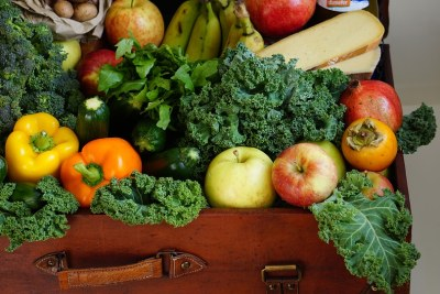Fruits and vegetables (file photo).
