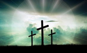 Sombre Good Friday, Happy Easter Sunday for Christians