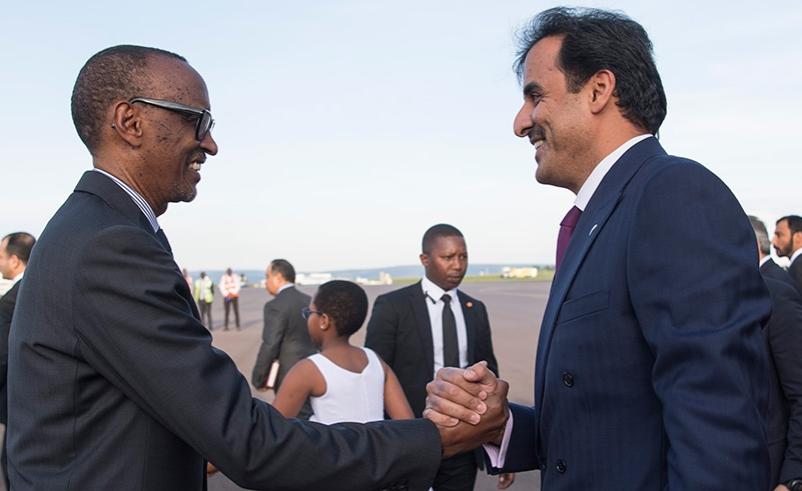 Rwanda: Qatari Emir in Rwanda for Three-Day State Visit