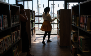 A Look Inside a New State-of-the-Art Library in South Africa