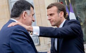 La France «réaffirme» son «soutien» à Fayez al-Sarraj de la Libye