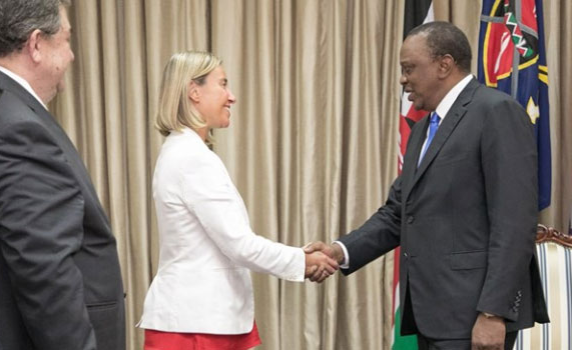 Kenya: EU Opens New Mission in Nairobi, Second Largest Globally