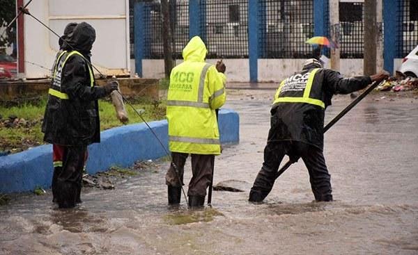 Heavy Rains Cause Havoc in Mombasa