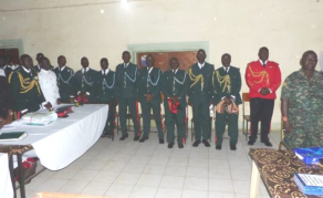 Convicted Gambia Soldiers to Appeal Sentence