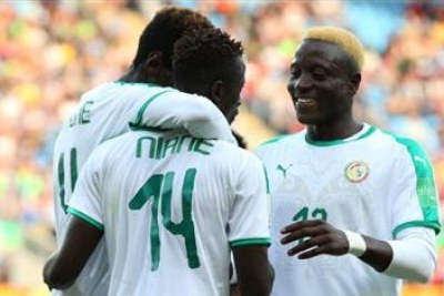 Équipe du Sénégal au Mondial U20 en Pologne