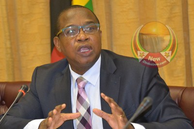 Finance Minister Mthuli Ncube.