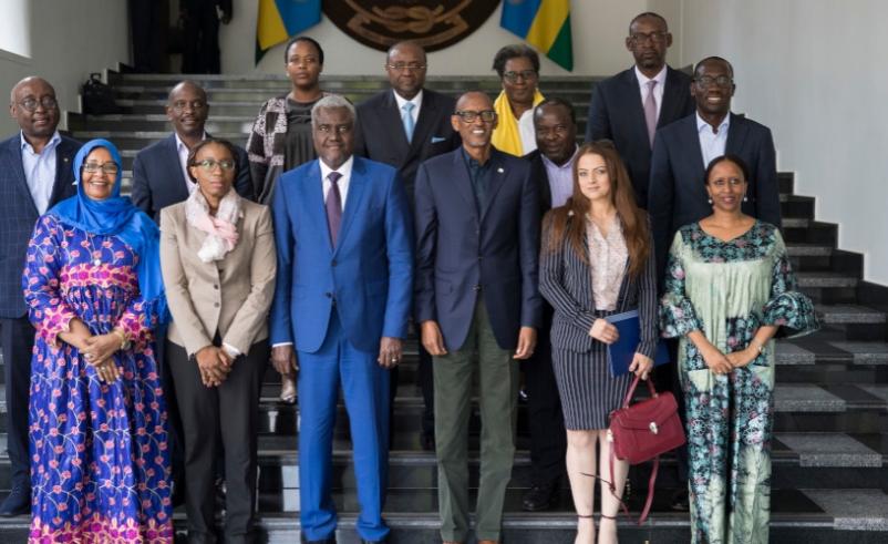 Rwanda: Kagame Hosts AU Reforms Team to Review Progress