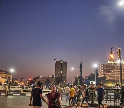 A Glimpse of How Cairo's Residents Cope with Power Shortages
