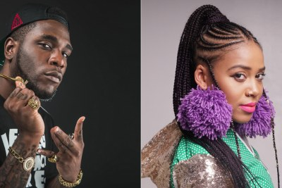 Burna Boy, Sho Madjozi win at 2019 BET Awards.