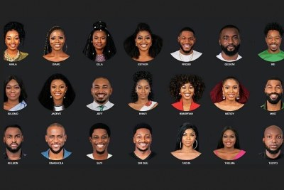 Meet the cast of Big Brother Naija.