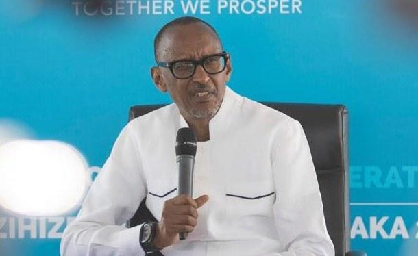 25 Years After Liberation, Rwandan President Slams Aid Dependency