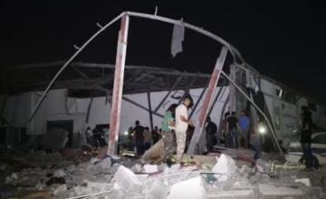 Plus de 1000 morts depuis le début de l'offensive contre Tripoli