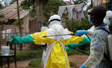 Ebola - Seize nouveaux cas confirmés en RDC