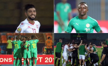 Battle of Giants as Tunisia Takes on Senegal in AFCON Semis