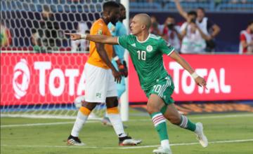 CAN 2019 - L'Algérie bat la Côte d'Ivoire et se hisse en demi-finale