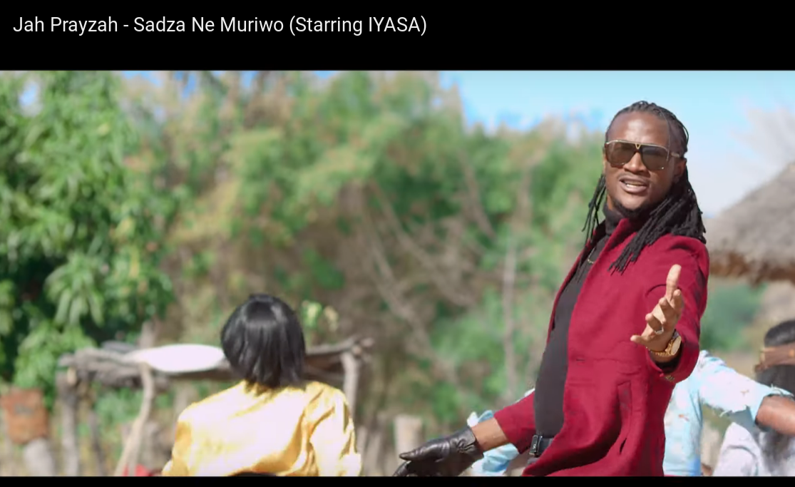 Is Jah Prayzah's New Song Full of Sexual Connotation?
