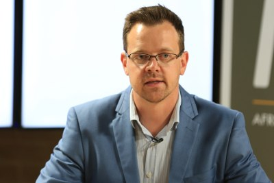 AfriForum Deputy Chief Ernst Roets (file photo).