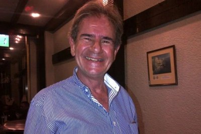 Slain Dutch billionaire Tob Cohen.