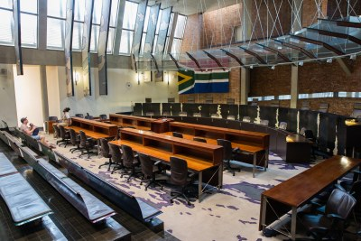 The Constitutional Court (file photo).