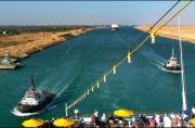 Le canal de Suez commémore ses 150 ans en Egypte