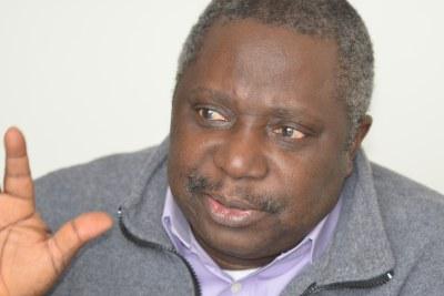 Dapo Olorunyomi, publisher of Premium Times in Nigeria